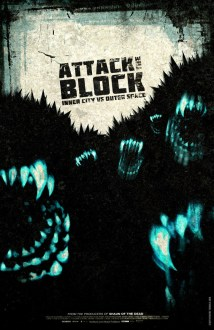 attack the block posters