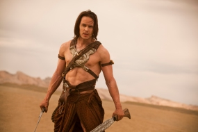 """JOHN CARTER"" John Carter (Taylor Kitsch) Ph: Frank Connor ©2011 Disney. JOHN CARTER™ ERB, Inc."