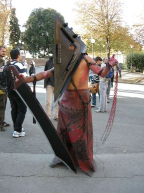 Lucca_Cosplay_2007_SH_Pyramid_Head